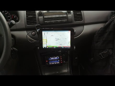 Add APRS Maps and an IGate to the Yaesu FTM-400DR