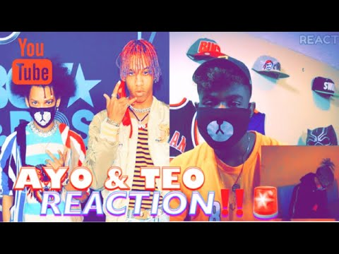 AYO & TEO OFFICIAL REACTION‼️🔥SLIMTIMVIDS