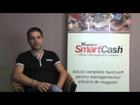 Interviu Stefan Simon, Simon Electronics, Satu Mare, la Intalnirea Partenerilor Magister 2013