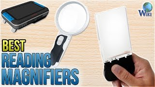 10 Best Reading Magnifiers 2018