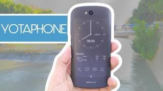 Yotaphone 2 – ¿Smartphone?, ¿eBook? Mejor todo en 1 por $139 | Review
