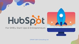 HubSPot for SMEs, Start-Ups and Entrepreneurs