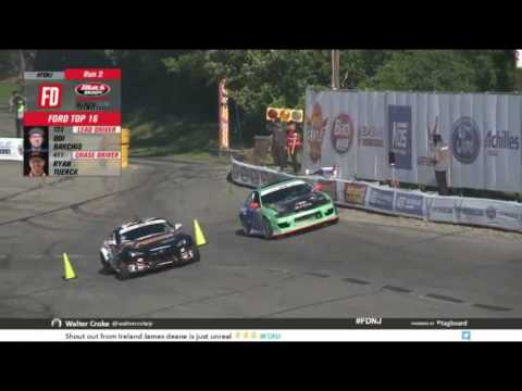 Formula DRIFT NJ Top 16 Livestream Replay