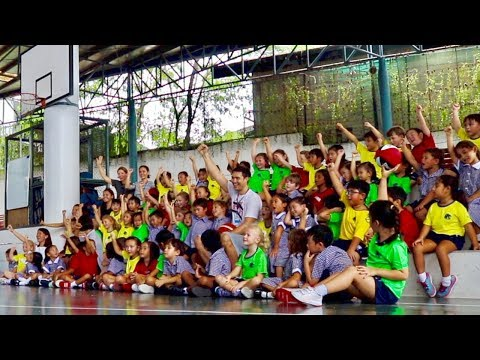 Basketball at the British School Manila!