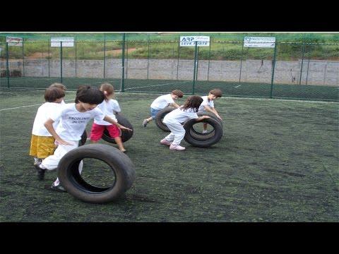 Curso Educação Física Infantil - Motricidade Infantil
