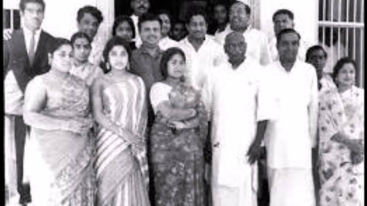 Tamil Movie Actor Gemini Ganesan: Tamil Actor MGR