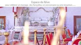Salle des Fêtes & Mariage à Oujda | Dar Al Wouroud Oujda