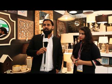 VAISHALI EXPORT HOUSE, Heimtextil & Ambiente India 2017, Pragati Maidan, New Delhi