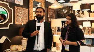 VAISHALI EXPORT HOUSE, Heimtextil & Ambiente India 2017, Pragati Maidan, New Delhi