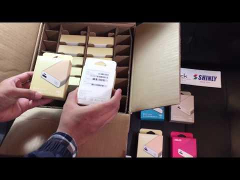 unboxing original ASUS ZenPower 10050mAh Power Bank exclusive distribution