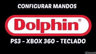 Cómo configurar mando PS3, Xbox 360 y teclado para el Emulador Dolphin 4.0.2 | Full HD [2014]