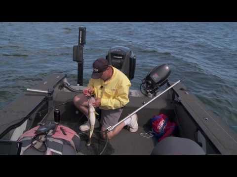 Rigging Deep Summer Walleye