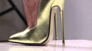 Repeat youtube video ForeverHeels: Carrie LaChance wears style SP16 High Heels