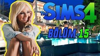The Sims 4 Türkçe Bölüm 15- KIZIMIN ADINI HEZARFEN KOYDUM!