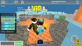 Roblox SKYWARS!!! Song edition