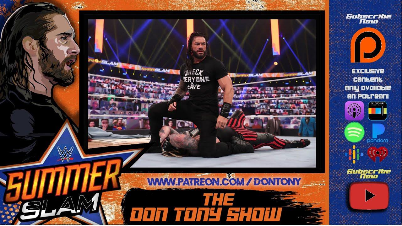 WWE SummerSlam 2020: Roman Reigns returns, full recap, results ...