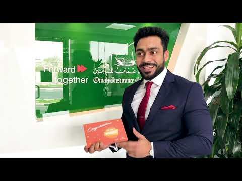 Winner Of Oman Insurance Monthly Draw