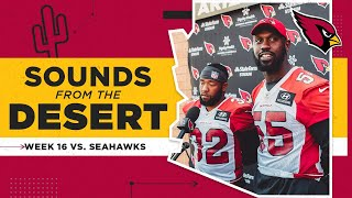 Budda Baker and Chandler Jones react On being Selected to the Pro Bowl | Arizona Cardinals