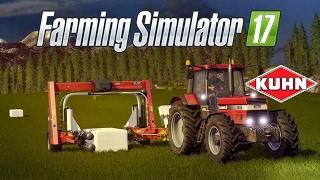 Farming Simulator 2017 - Kuhn Official DLC (Novos Equipamentos)
