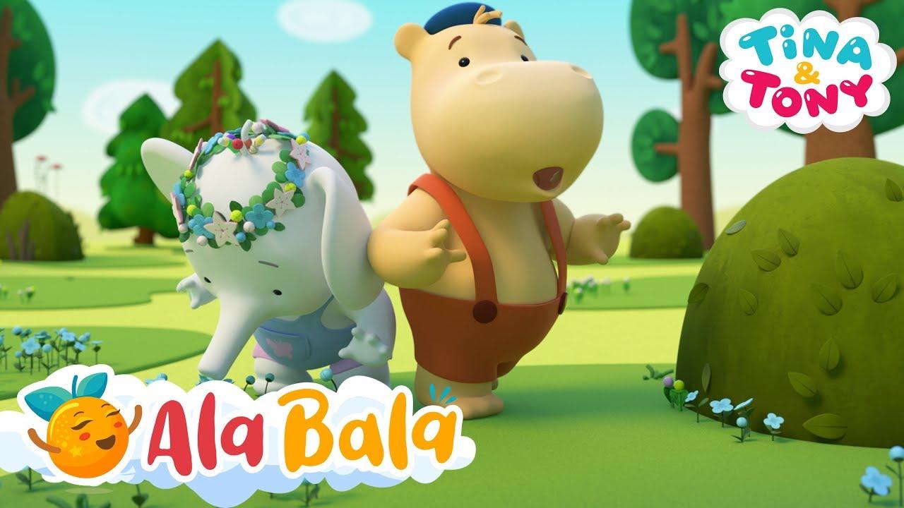 Cranț-Cranț (Ep 13) Tina și Tony - Desene animate pentru copii   AlaBala