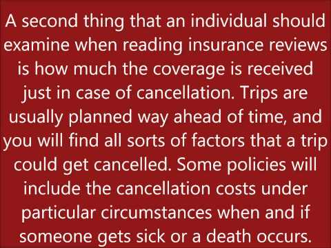 The Truth about Travel Iinsurance Reviews | 1Cover Travel Insurance TVC- One Bad Storm!