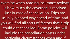 The Truth about Travel Iinsurance Reviews   1Cover Travel Insurance TVC- One Bad Storm!