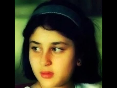 kareena kapoors childhood pics youtube