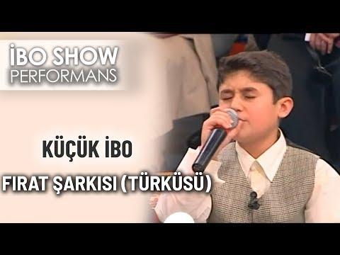 Fırat Şarkısı (Türküsü) | Küçük İbo | İbo Show Canlı Performans