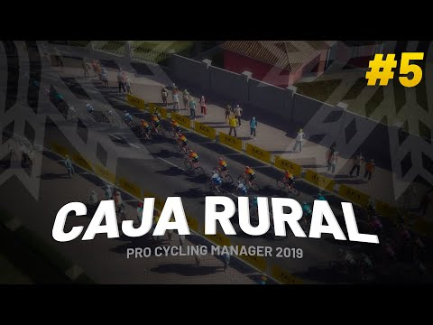 CAREER #5 - Caja Rural On Pro Cycling Manager 2019 / 2020 DB