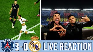 LA LIGA FANS REACTION TO LOS BLANCOS