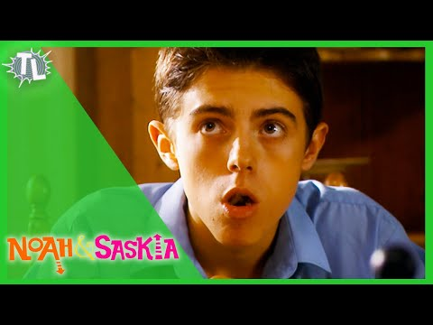 The Very Real And Excellent Adventures Of Max Hammer | Noah & Saskia - Season 1 Episode 2