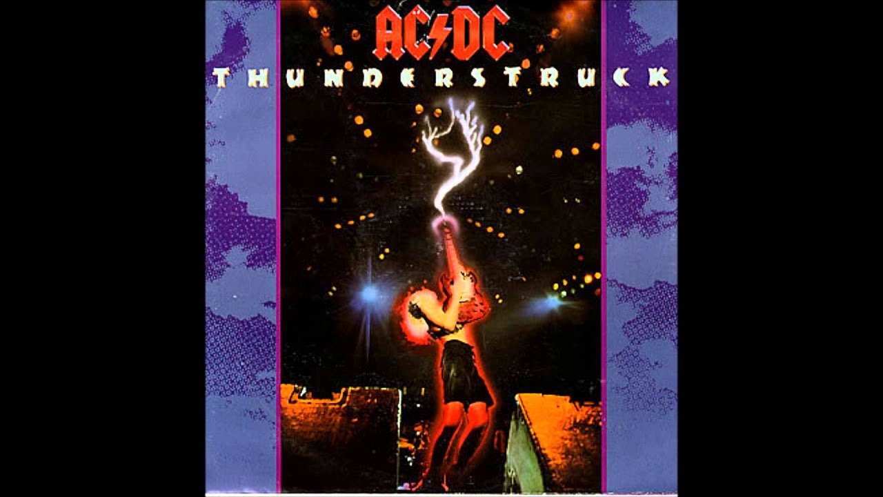 thunderstruck by acdc 8bit version youtube