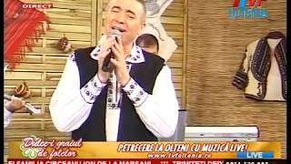 Repeat youtube video NELU BITINA - Floarea mea de liliac  - NOU 2013 - LIVE - hit - Muzica populara - TVF OLTENIA