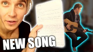 Turning YOUR Letter Into A Song!