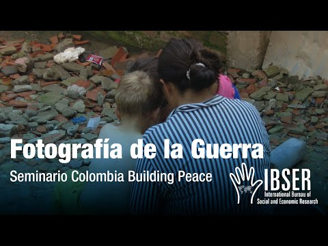 Colombia: Building Peace - Jesús Abad Colorado