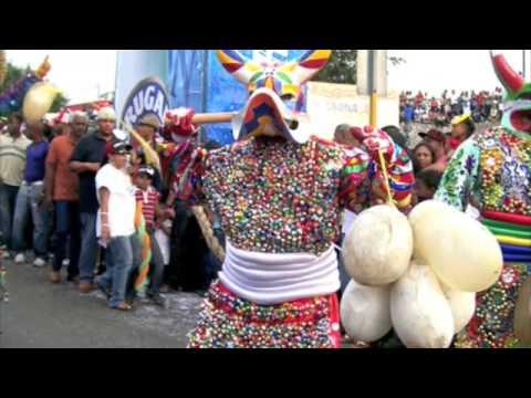 Desfile Carnaval Santiago Los Joyeros 2009