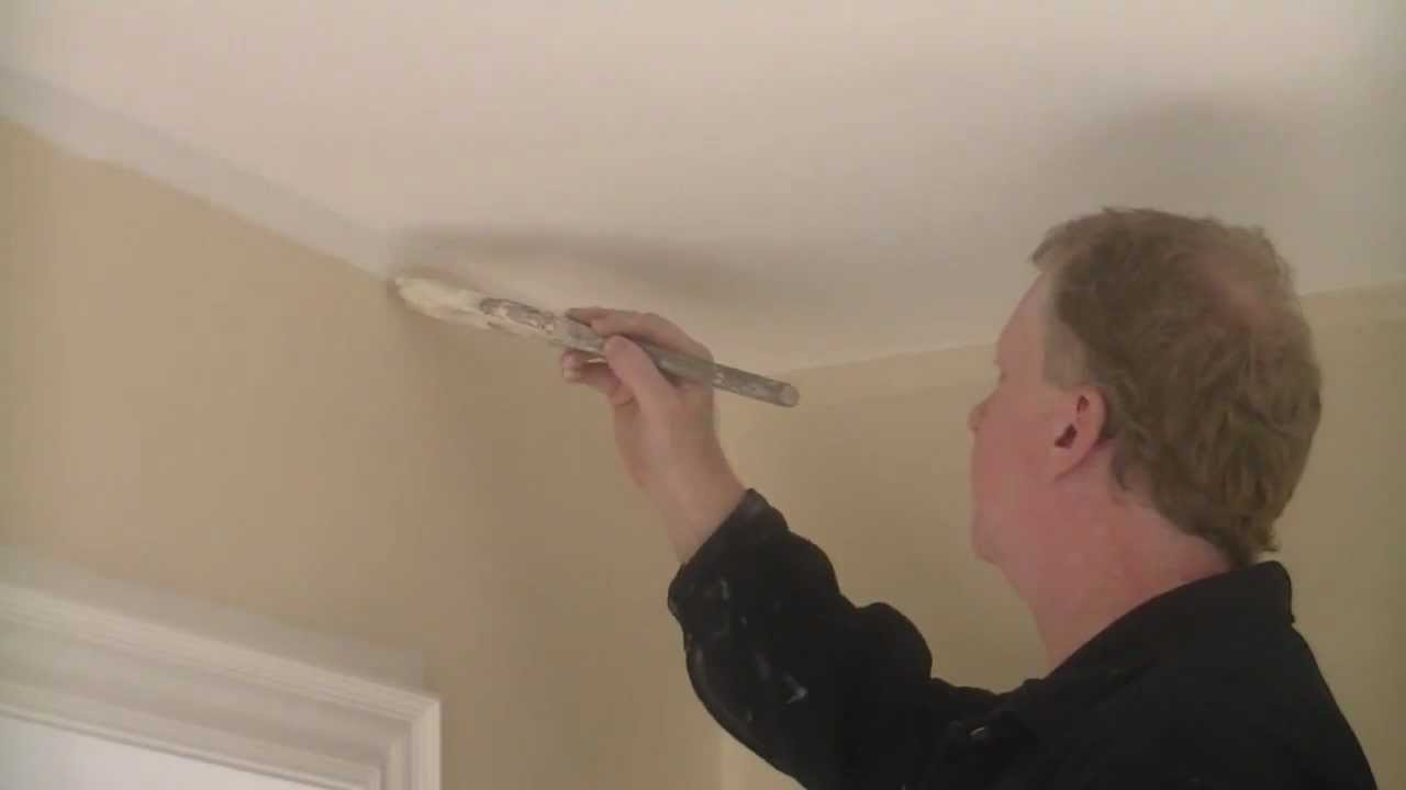 How to paint a wall properly - How To Cut In A Wall Properly