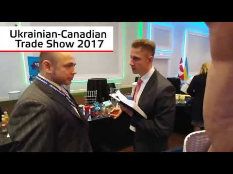 Ukrainian-Canadian Trade Show - quick tour