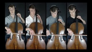 Chopin - Prelude in E minor, Op. 28 No. 4 - Arranged for 4 Cellos