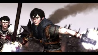 Dragon Age 2 demo - Mage gameplay (PC HD)