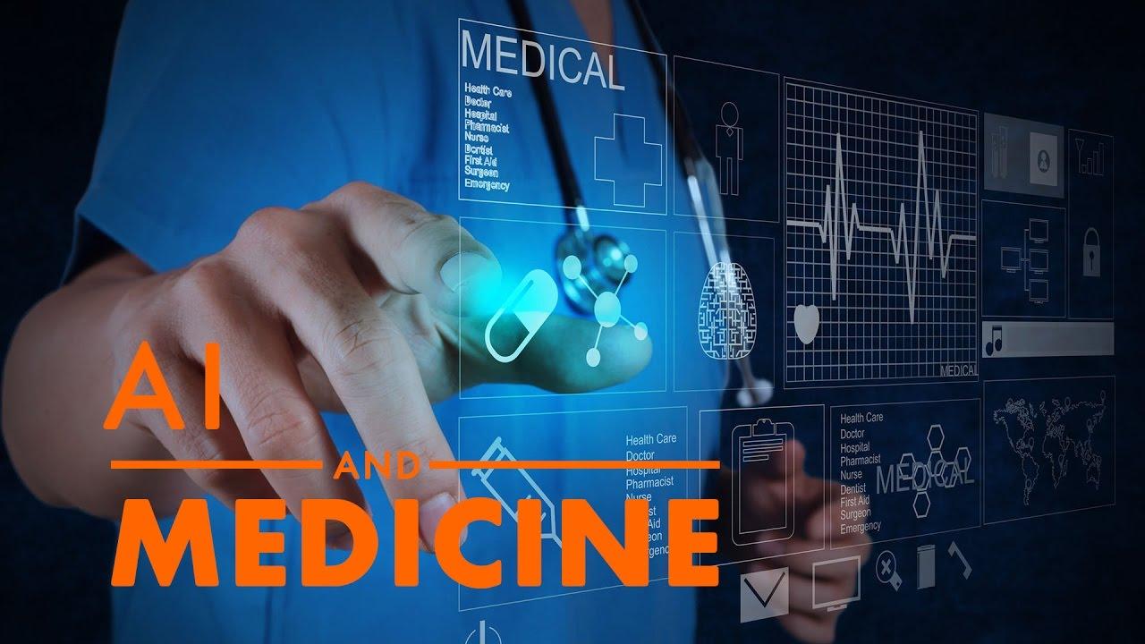 AI FOR GOOD - AI and Medicine - YouTube