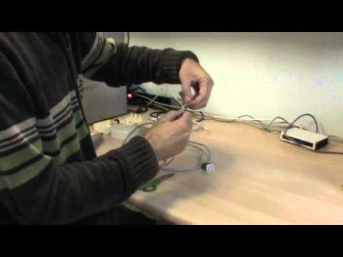 Cómo Hacer Un Cable De Red Para Conectar Varios Dispositivos Youtube