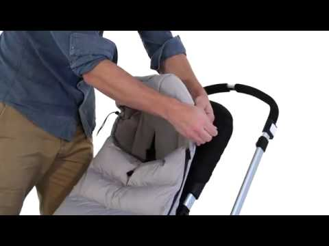 How To Use The Bugaboo High Performance Footmuff