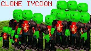 CLONE TYCOON ROBLOX DES MILLIONS DE BOUYAKAM