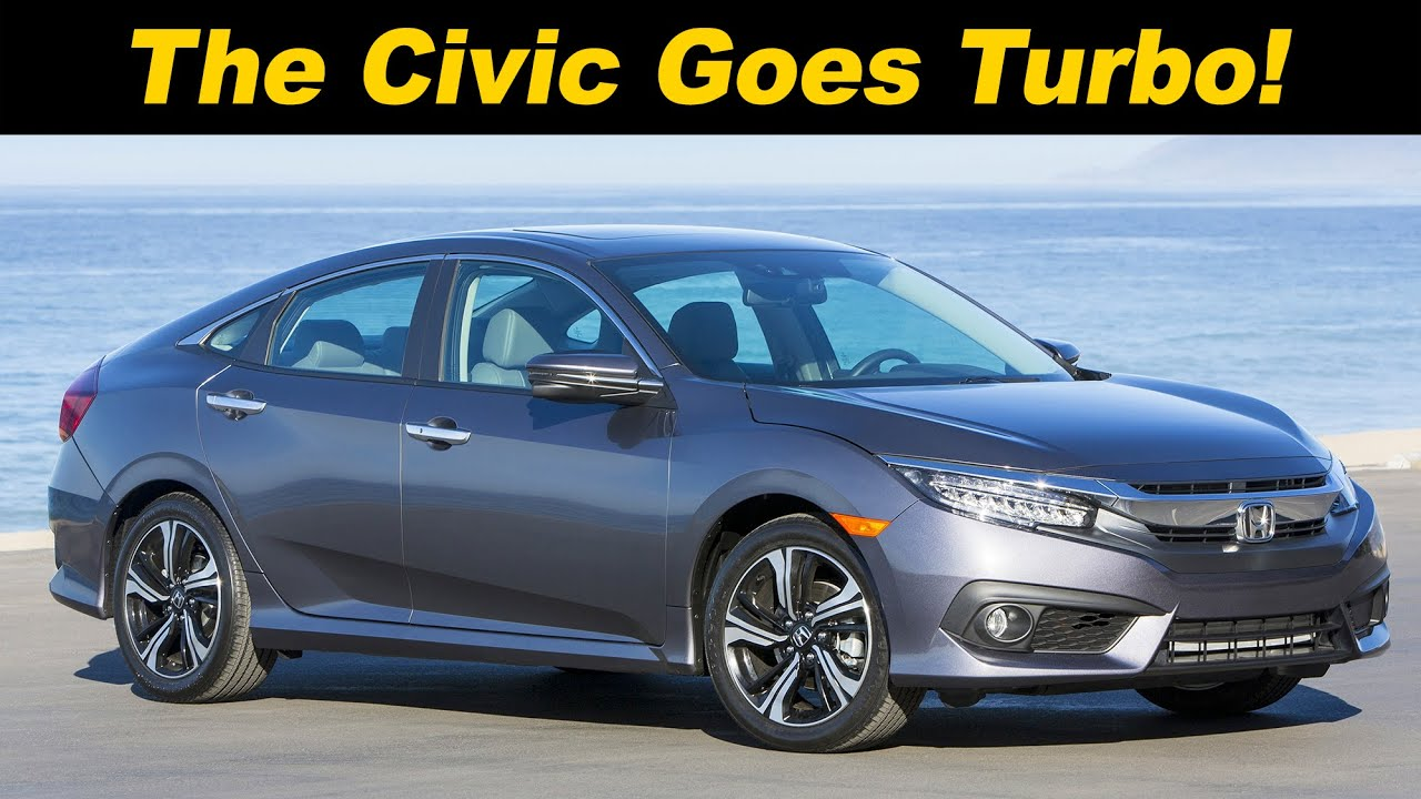 2016 2017 honda civic turbo touring review and road test detailed in 4k uhd youtube. Black Bedroom Furniture Sets. Home Design Ideas