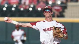 Casey Martin on advancing to College World Series