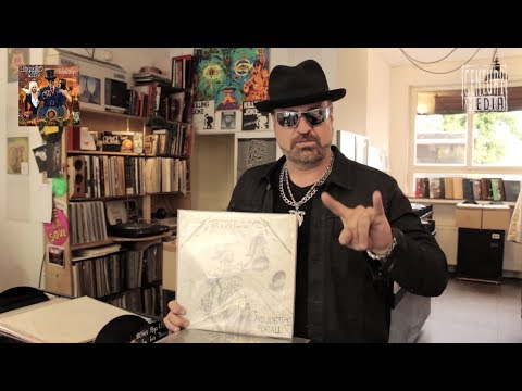 ADRENALINE MOB - Russell Allen Record Store Feature (Pt. 2)