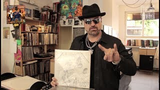 ADRENALINE MOB - Russell Allen (Record Store Feature Pt. 2)
