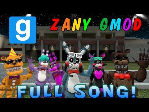 RyeTUNES - Zany Gmod FULL THEME SONG!
