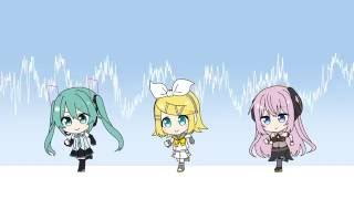 Courtship-初音ミク・鏡音リン・巡音ルカ for LamazeP